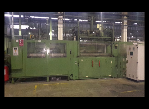Adolf Illig BE 200 PR.B Plate forming machine