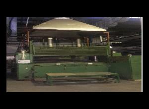 Adolf Illig UA 200 ED.G.S 16 Plate forming machine