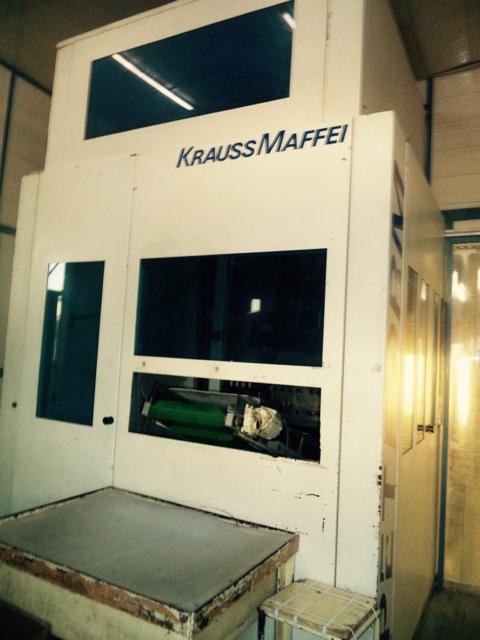 used krauss maffei km175-1900cv
