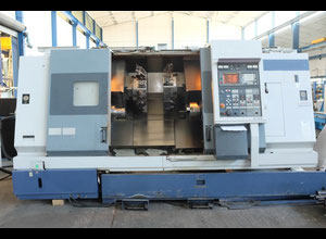 Torno vertical cnc Mori Seiki DL 25 MC