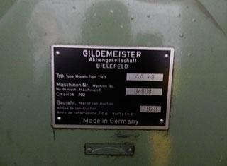 Gildemeister AA 48 P70117008