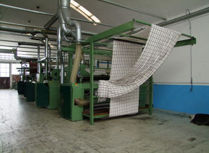 Used Comet - Shearing machine