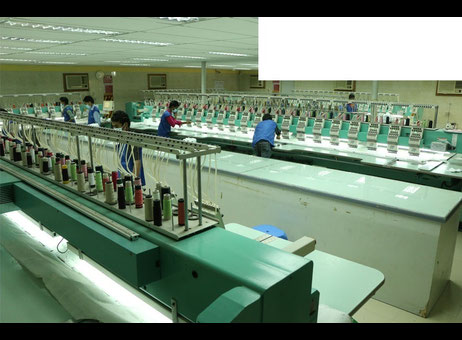 Tajima Tfgn 920 620 Tfkn Multi Heads Embroidery Machine