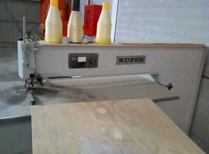 Kuper 1150 Gluing machine