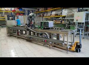 Linka pro výrobu oken Fenster Fenster produktionsstrasse