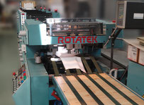 Rotatek ROTATEK RKS - 200 Web continuous printing press