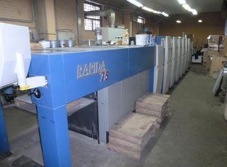 KBA Rapida 75-5+L P70119104