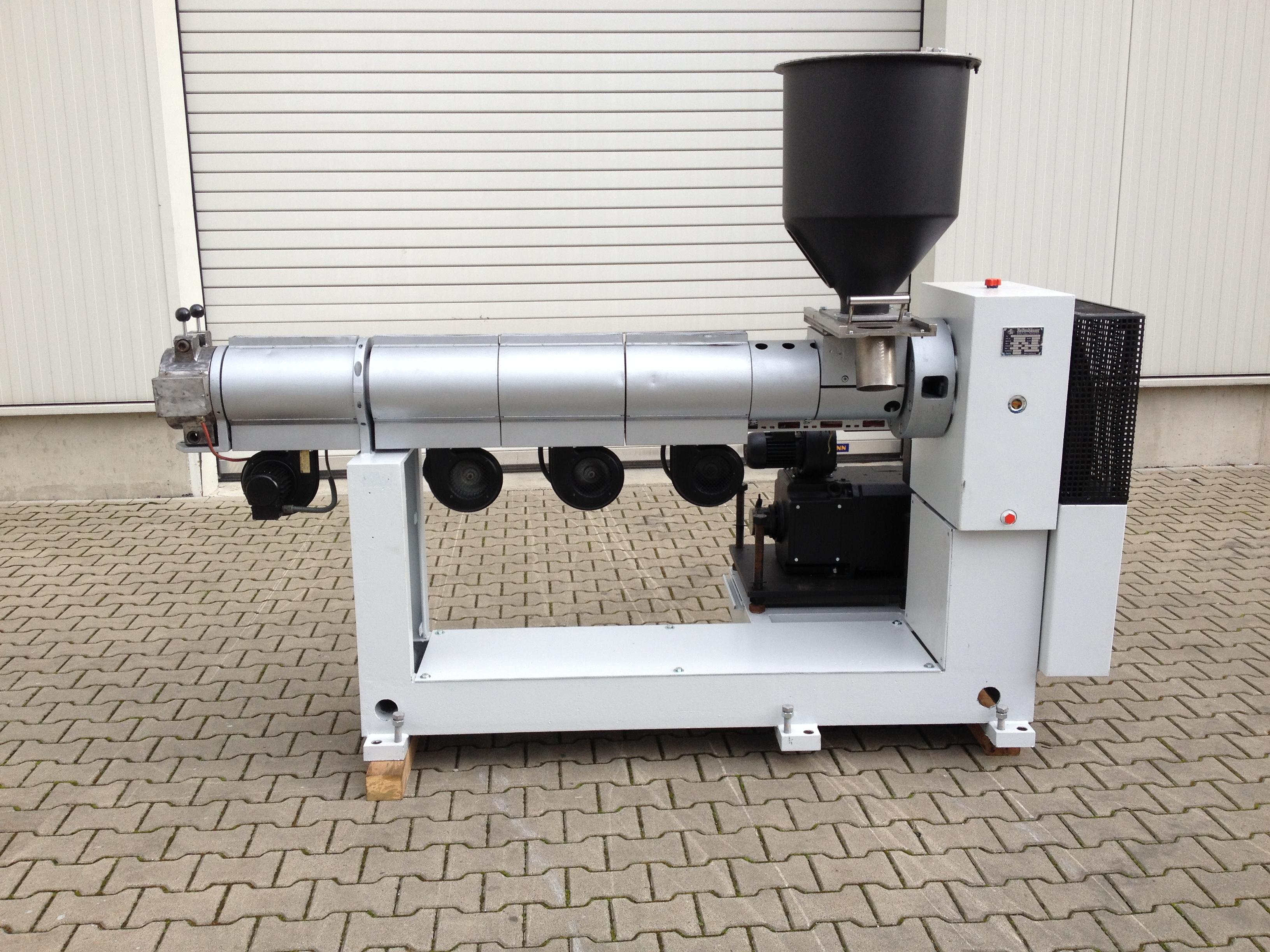 Reifenh 228 User Rh 551 1 70 25 Extrusion Single Screw