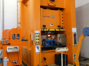 Hwail HCS-300 Stamping press