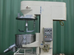 Used Collette GRAL-600 Mixer evaporator