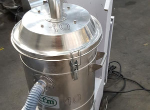 CFM     Mod. 1501F.A - INDUSTRIAL VACUUM CLEANER FOR POWDERS