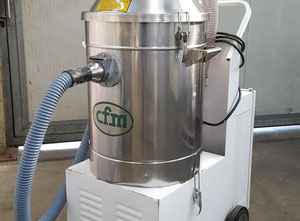 CFM    Mod. 03008 - INDUSTRIAL VACUUM CLEANER FOR POWDERS