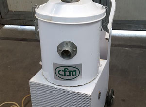 CFM   Mod. 0401 - INDUSTRIAL VACUUM CLEANER FOR POWDERS