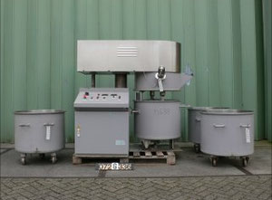 Used Gebr. Lödige Paderborn FH-300 S Multishaft and Planetary Mixer