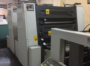 Komori S28 Offset two colours