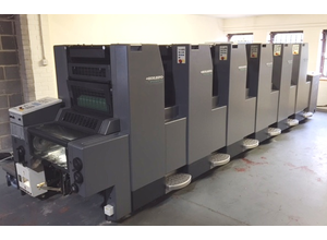 HEIDELBERG SPEEDMASTER 52-6 Offset six colours