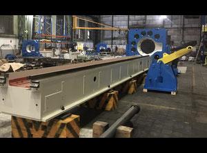 GFM model SX-13 CNC Radial forging - Retrofitting work is started