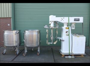 Used Comec SRL CVM-500 Multishaft and Planetary Mixer