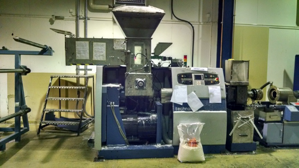 machine de recyclage plastique starlinger recostar compact 65 machines d 39 occasion exapro. Black Bedroom Furniture Sets. Home Design Ideas