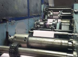 Edelman Roll pack print Web continuous printing press