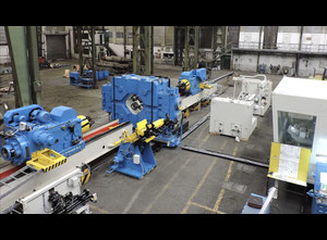 GFM model SX-16 CNC Radial Forging Machine - Full retrofitted 2020