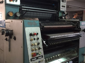 Ofsetový dvoubarevný stroj Roland TOB 202