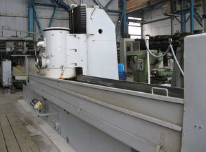 Surface grinder with vertical rotary spindle MAS KOVOSIT BRV 70