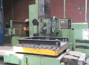 Union CBFT 105/1 Table type boring machine CNC
