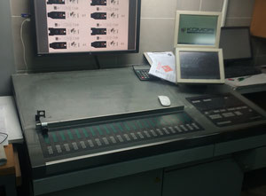 Ofsetový dvoubarevný stroj Komori L-240