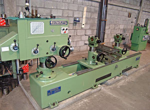 Scledum BO-2000 Deep hole boring machine