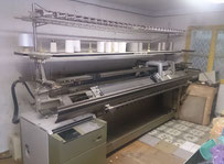 Shima Seiki SEC-202FF 7G Flat knitting machine