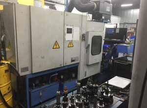 Used Mazak HTC 400 CNC Horiontal Machining Centre