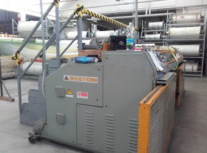 Used Rostoni M80A Sectional warping machine