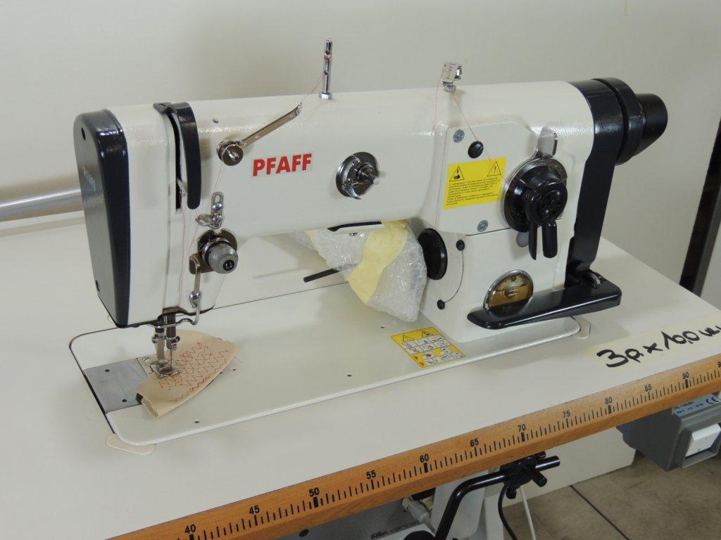 Pfaff 418 716 900 automatic machine exapro for Macchine pfaff