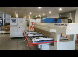 Centrum obróbcze CNC do drewna Alberti Format Super CN