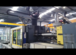 Battenfeld HM 8000/4500 Injection moulding machine