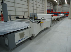 Gerber XLc7000 Automated cutting machine