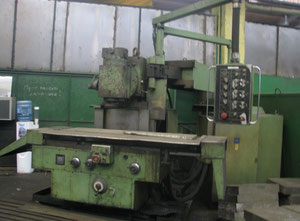 - FQW 400 Horizontal milling machine