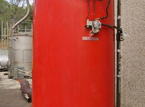Pirobloc Thermischer Ölkessel mit Gasbrenner
