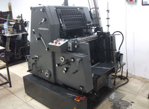 Heidelberg 1997 Offset one colour