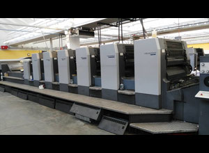 Heidelberg CD 102 Offset six colours