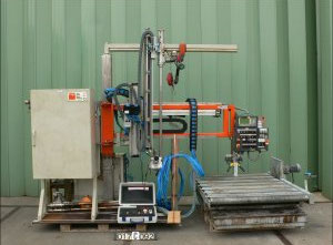 Used Feige GmbH Bad Oldesloe 26.1-D-00-X Filling machine - Various equipment