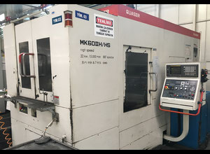 Quaser MK-60 II H/HS Machining center - horizontal