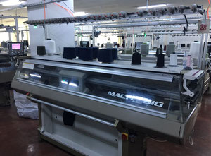 Maszyna dziewiarskia płaska Shima Seiki Mach2 Sig