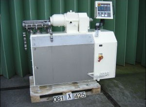 Used Buss AG Basel, PLK-46 Labor Extrusion - Single screw extruder