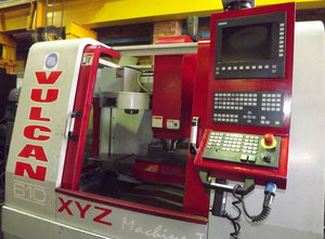 XYZ Vulcan 610 Machining center - vertical
