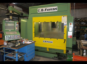 Cb Ferrari B15 Machining center - high-speed (18000+ rpm)