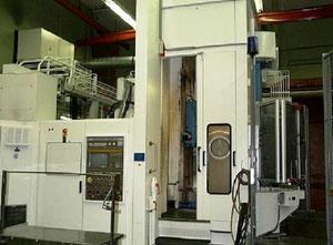 Centre d'usinage horizontal Burkhardt Weber MC 60