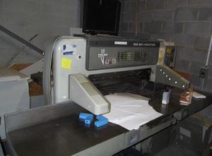 Taglierina Mohr Polar 92 ER monitor