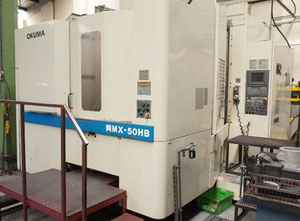 Япония Okuma MX 50 HB Machining center - horizontal
